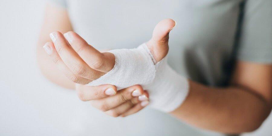 Indemnización por lesiones temporales